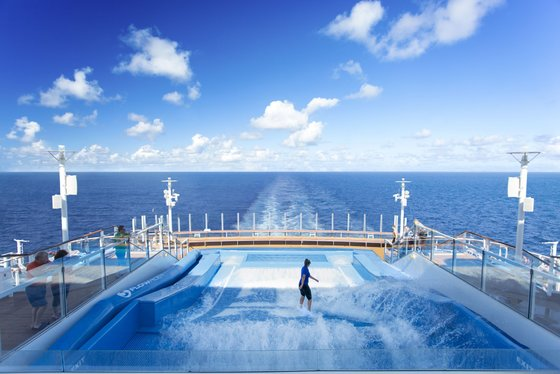 z-anthem of the seas flow rider